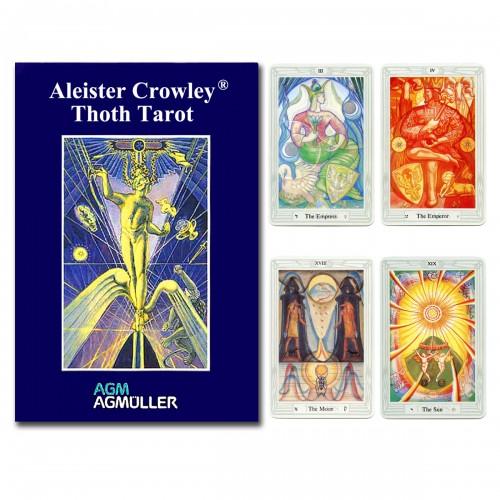 Crowley Thoth Tarot
