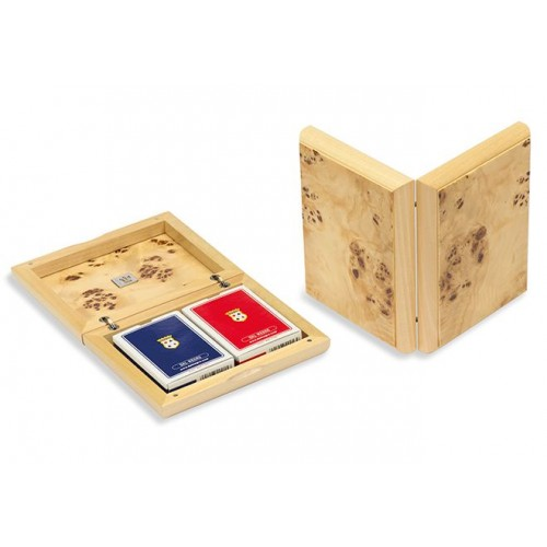 Aspen Box Poplar Root 2 Decks