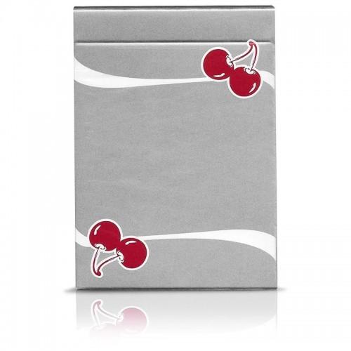 Cherry Casino Spielkarten Silver