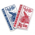 Bicycle Big Gun Spielkarten