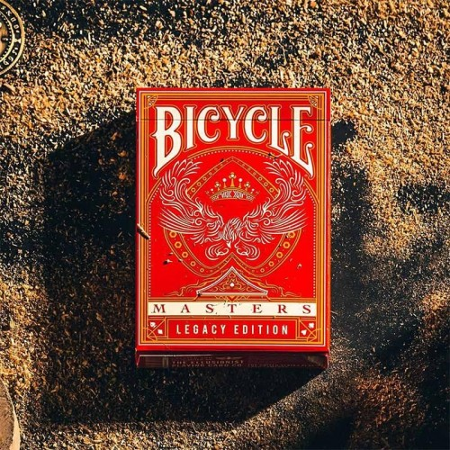 Legacy Masters Bicycle - Red