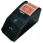 Kartenmischmaschine mit Kartenschlitten