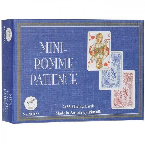 Mini Rommé Patience