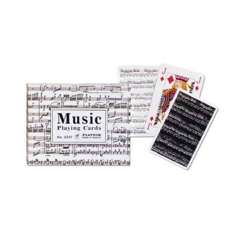 Music Spielkarten