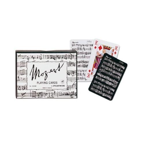 Mozart black & white