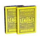 Rambler - goldene spielkarten
