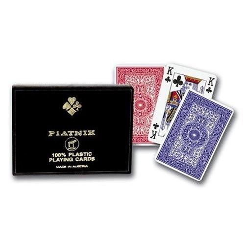 International Court Cards - Doppeldeck, Regular