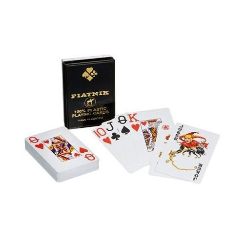 International Court Cards - Singledeck, Jumbo