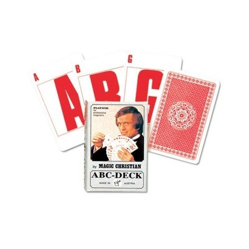 A-B-C Special Magic Cards