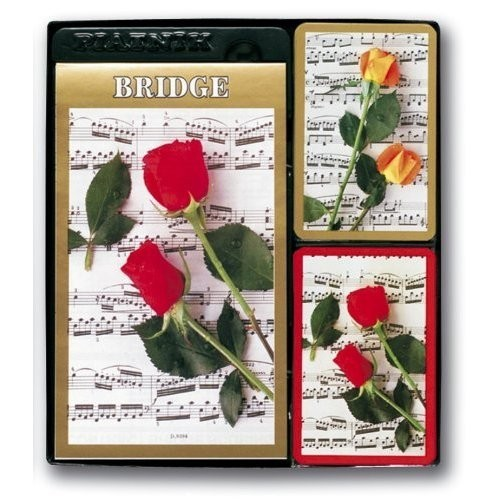 Music & Roses Bridge Set