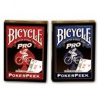 Bicycle Deck - Serie Pro Poker Peek