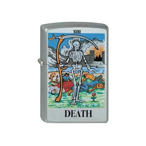 Zippo Tarot- Death