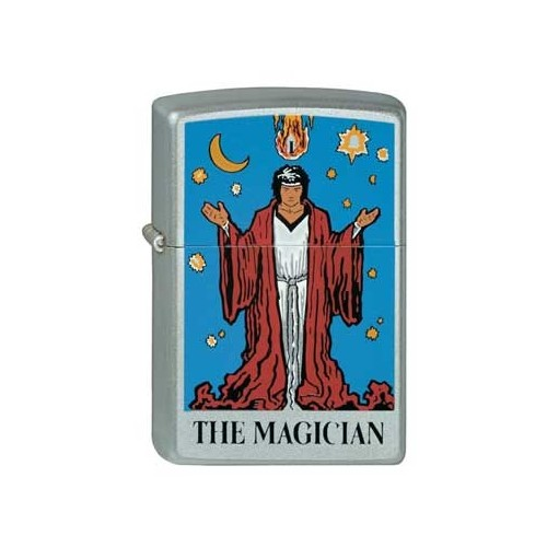 Zippo Tarot-Magican