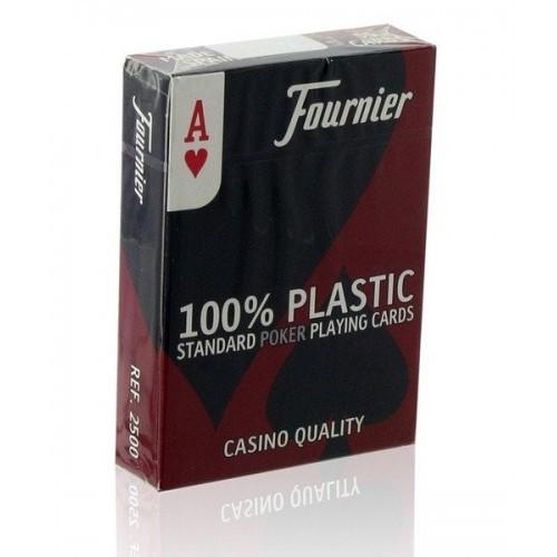 Fournier Singeldeck Poker