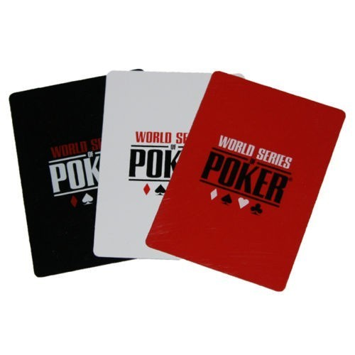 WSOP Cut Cards
