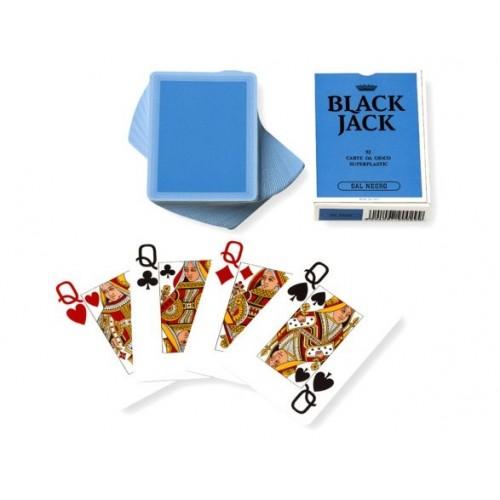 Black Jack - Spielkarten Casino Type