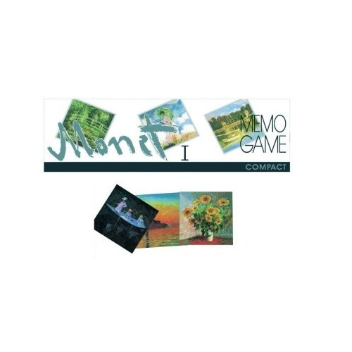 Art Memo- Monet I