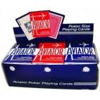 Aviator Display 12 St. - US Spielkarten