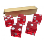 5 Dice Stacking assorted colors