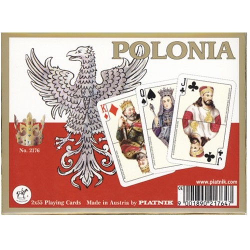 Polonia Spielkarten de Luxe