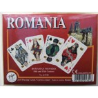 Romania Spielkarten de Luxe