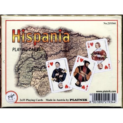 Hispania Spielkarten de Luxe