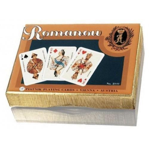 Romanow Spielkarten de Luxe