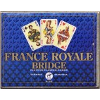 France Royal Spielkarten de Luxe