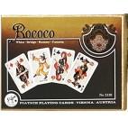 Rococo Spielkarten de Luxe