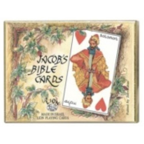 Old Bible Cards de Luxe