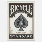 Bicycle Playing Cards Black Poker