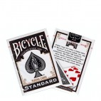 Bicycle Black Poker