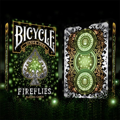 Bicycle - Fireflies Playing Cards