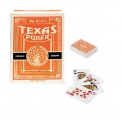 Texas Poker Monkey Arancio