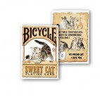 Bicycle - Sweet Cat Spielkarten