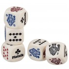 Pokerwürfel Set - Eskalero