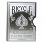 Card Clip silber- Bicycle